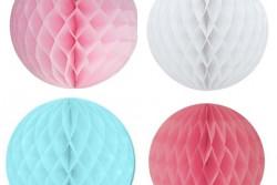 Honeycomb,  Set van 2, in 4 kleuren
