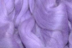 Newborn posing braid lavender
