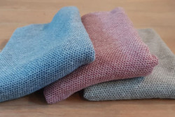 Zachte wraps, 3 kleuren