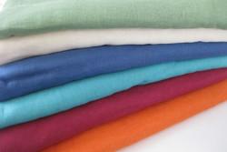 Dunne katoenen doeken voor newbornfotografie, 7 kleuren