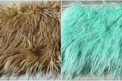 Backdrop Faux fur 1x1.50, 2 kleuren
