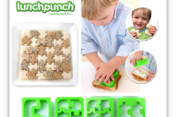 Lunch punch puzzel