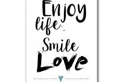 Poster enjoy live